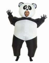 Déguisement gonflable panda adulte Morphsuits™