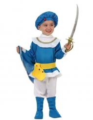 Déguisement petit prince bleu garçon