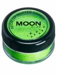 Poudre scintillante UV verte 5 g Moonglow ©
