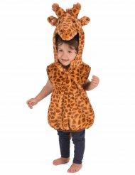 Déguisement girafe sans manches enfant