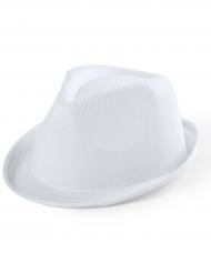 Chapeau borsalino enfants blanc