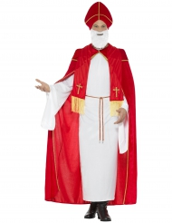 Déguisement Saint Nicolas luxe Noël