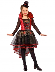 Déguisement vampire victorienne fille Halloween