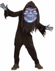 Déguisement faucheuse grosse tête adolescent Halloween