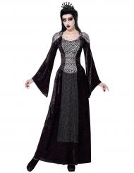 Déguisement reine sombre femme Halloween