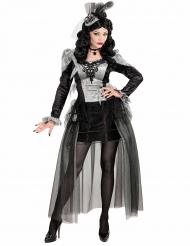 Déguisement comtesse sombre adulte Halloween