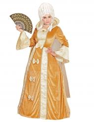 Déguisement robe vénitienne luxe femme