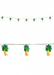 Guirlande lumineuse palmiers 250 cm