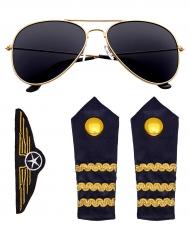 Kit accessoires pilote de ligne adulte