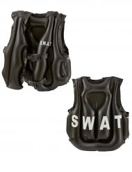 Gilet pare-balles SWAT gonflable enfant