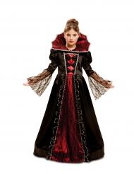 Déguisement vampire baroque luxe fille Halloween