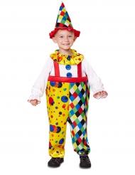 Déguisement petit clown farceur garçon