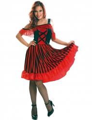 Déguisement danseuse andalouse femme