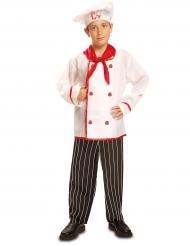 Déguisement cuisinier garçon