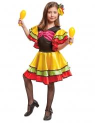 Déguisement danseuse de rumba fille
