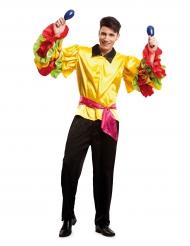 Déguisement danseur de rumba homme