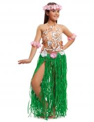 Déguisement hawaïenne fille
