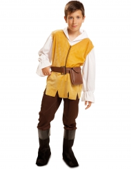 Déguisement tavernier médiéval garçon