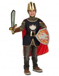 Déguisement chevalier avec accessoires enfant