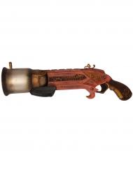 Pistolet catapulte 32 cm Steampunk