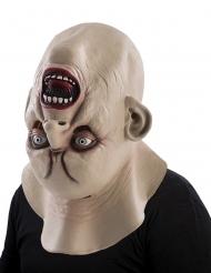 Masque monstre tête inversée adulte Halloween
