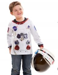 T-shirt astronaute garçon