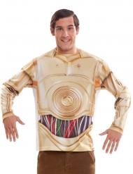 T-shirt C-3PO Star Wars™ adulte