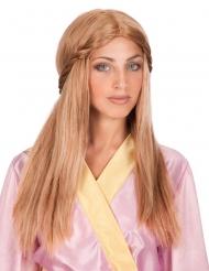 Perruque princesse prisonnière femme