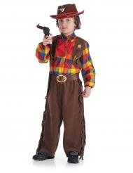 Déguisement shérif garçon
