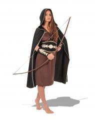 Déguisement guerrière chasseuse femme