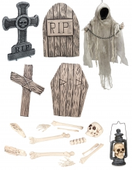 Pack Squelette Luxe Halloween