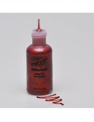 Gel pailleté professionnel rouge Mehron™ 15ml