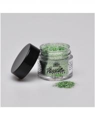 Poudre pailletée professionnelle vert clair Mehron 7g