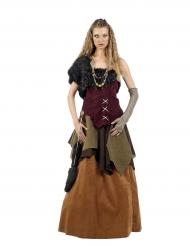 Déguisement viking complet femme