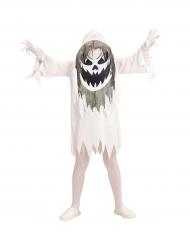 Déguisement fantôme démoniaque grosse tête adolescent Halloween