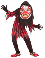 Déguisement clown grosse tête adolescent Halloween