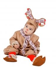 Déguisement Rennes de Noel bébé
