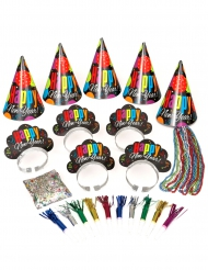 Kit de fête Nouvel an 10 personnes