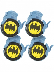 4 Lance-mini-disques Batman ™