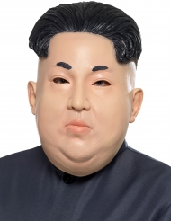Masque dictateur coréen luxe adulte