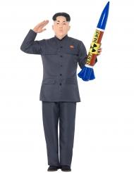 Déguisement dictateur coréen adulte