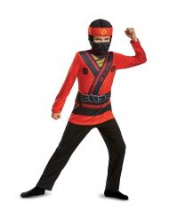 Déguisement combinaison Kai Ninjago™ LEGO™ enfant - Le film