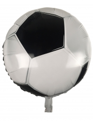 Ballon aluminium Foot party 45 cm