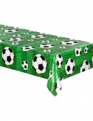 Nappe en plastique Football 120 x 180 cm