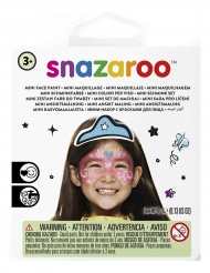Mini kit maquillage masque Snazaroo™