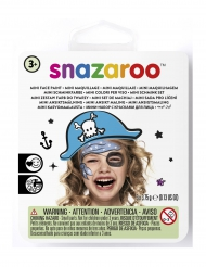 Mini kit maquillage pirate Snazaroo™