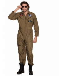 Déguisement pilote de chasse homme