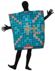 Déguisement jeu de Scrabble™ adulte