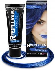 Teinture semi permanente pour cheveux bleue électrique 70 ml