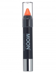 Crayon maquillage orange pastel UV 3 g
